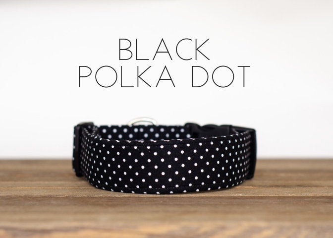 PUDDLE JUMPER COLLECTION BLACK POLKADOT