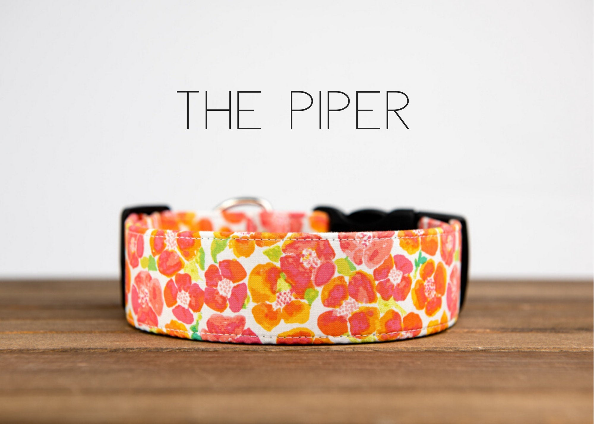 PUDDLE JUMPER COLLECTION CORAL & ORANGE FLORAL THE PIPER