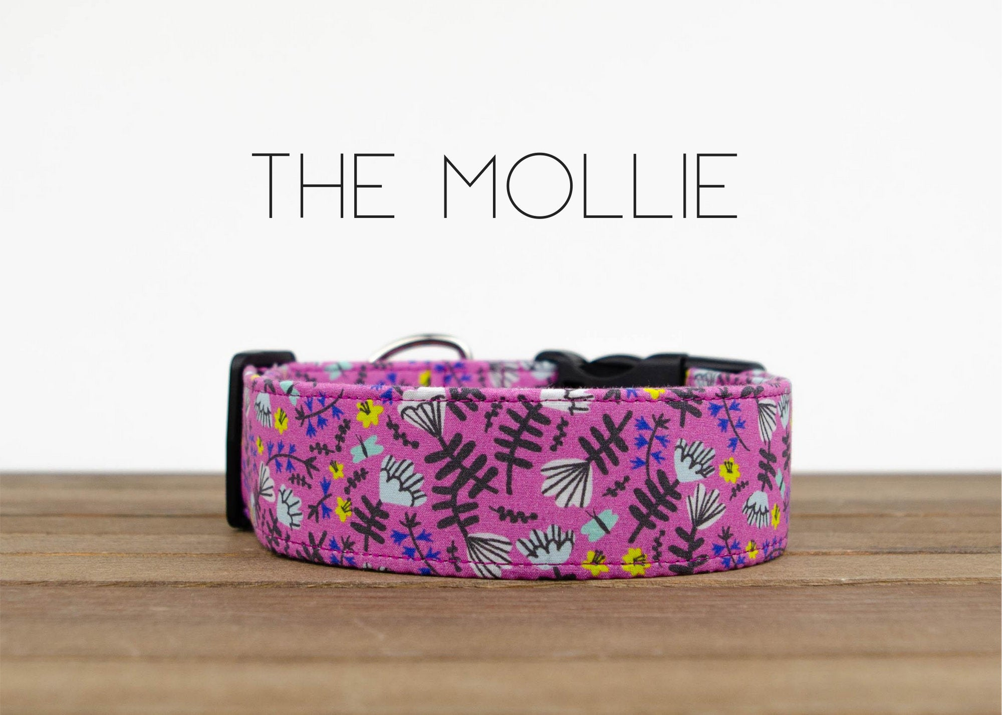 PUDDLE JUMPER COLLECTION FUCHSIA FLORAL THE MOLLIE