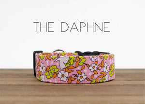 PUDDLE JUMPER COLLECTION CHARTREUSE FLORAL THE DAPHNE