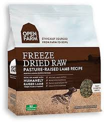 OPEN FARM FD RAW LAMB 3.5 OZ