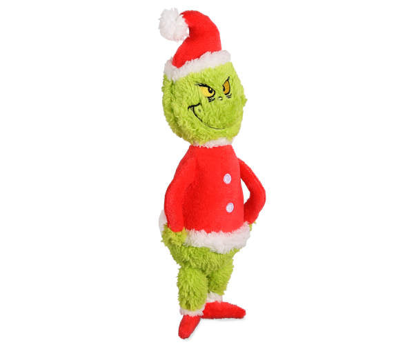 FETCH FOR PETS GRINCH DOG TOY