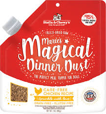 STELLA & CHEWY'S MAGICAL DINNER DUST CHICKEN 7 OZ