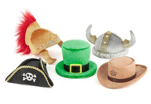 P.L.A.Y MUTT HATTER COLLECTION VIKING HAT TOY