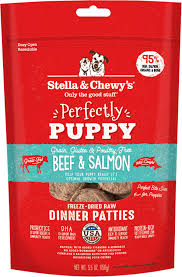 Stella & Chewy's Puppy FD Beef Salmon 5.5 oz