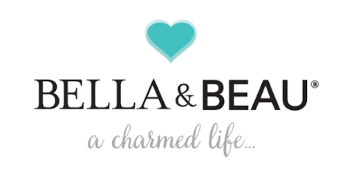 BELLA & BEAU CHARMED COLLAR PINK