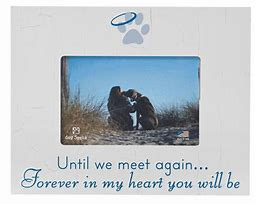 UNTIL WE MEET AGAIN SYMPATHY FRAME