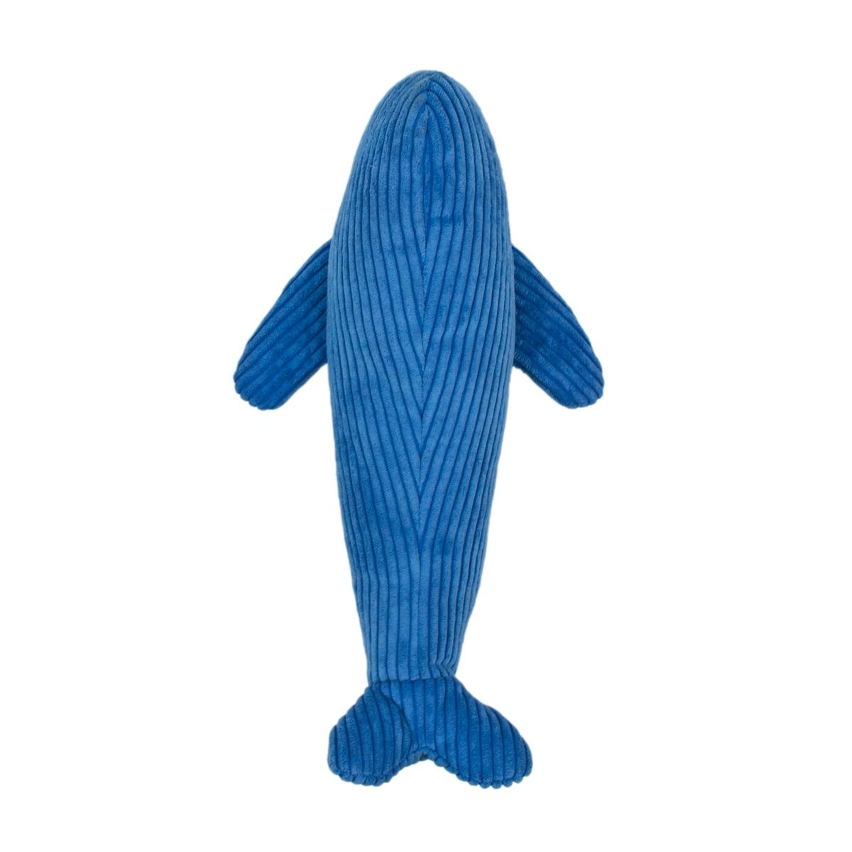 TALL TAILS PLUSH WHALE WITH SQUEAKER 14""