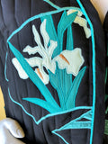 White Duck Workshop Art to Wear Applique Quilted Vest