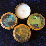 Astrology Zodiac Candles