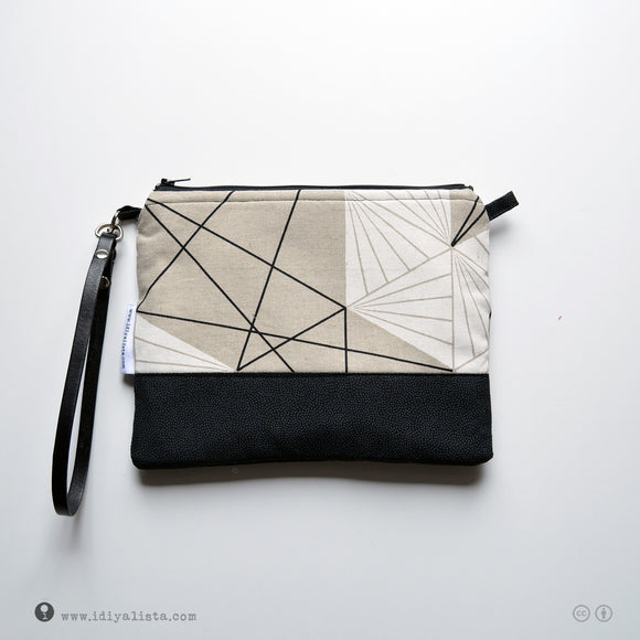 emma pouch *ORIGAMI*
