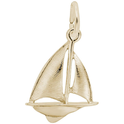 SAILBOAT(14KT) - Frank's & Sons Jewelry