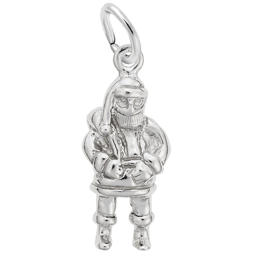 Santa Claus-3D - Frank's & Sons Jewelry