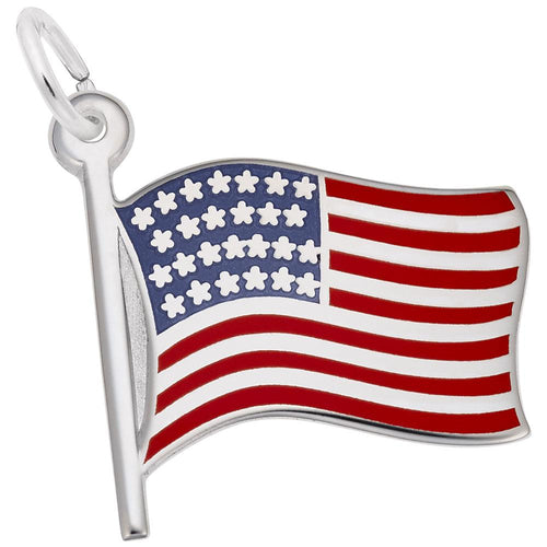 USA FLAG - Frank's & Sons Jewelry