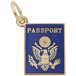 PASSPORT(14KT) - Frank's & Sons Jewelry