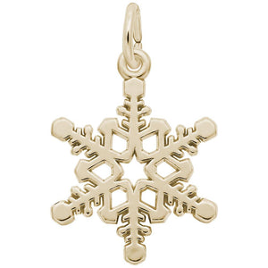 SNOWFLAKE(14KT) - Frank's & Sons Jewelry