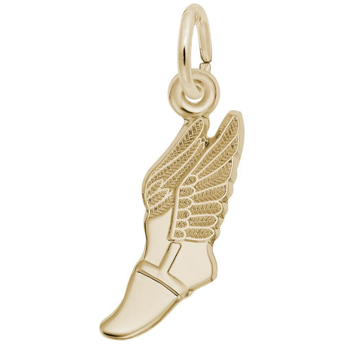 WINGED SHOE(14KT) - Frank's & Sons Jewelry
