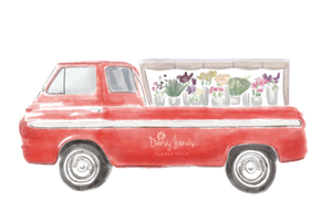 Daisy Jane's Flower Truck Gift Card