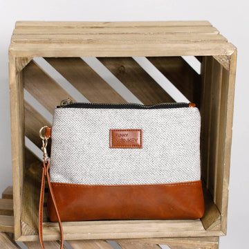 Greta Wristlet Collection - Medium