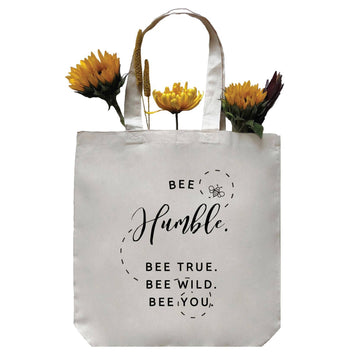 Bee Humble Tote Bag