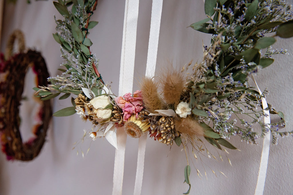 Whimsical Fall Wreath