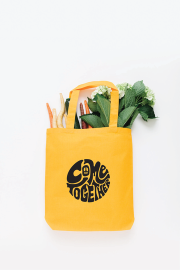Come Together Tote Bag - Small