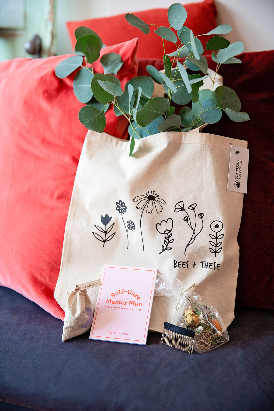 Self Care Tote