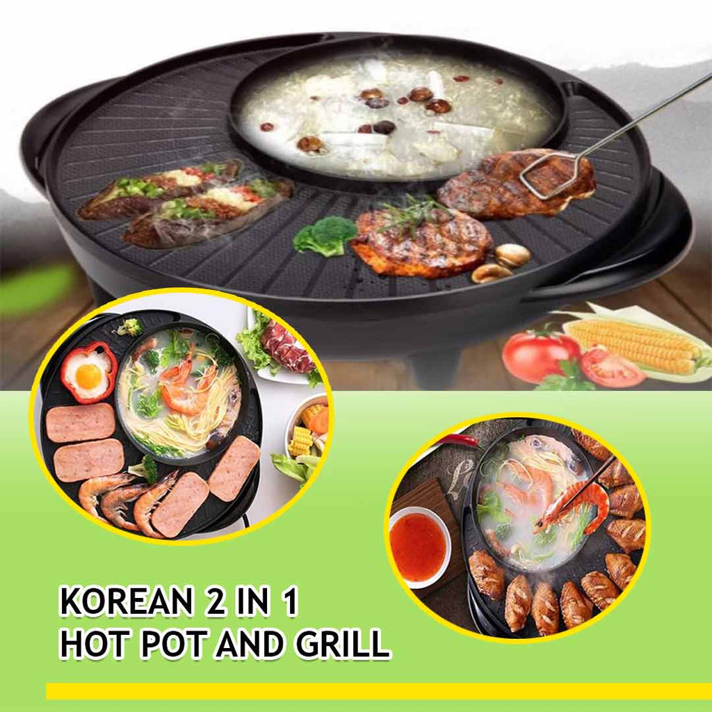 korean 2 in 1 hot po