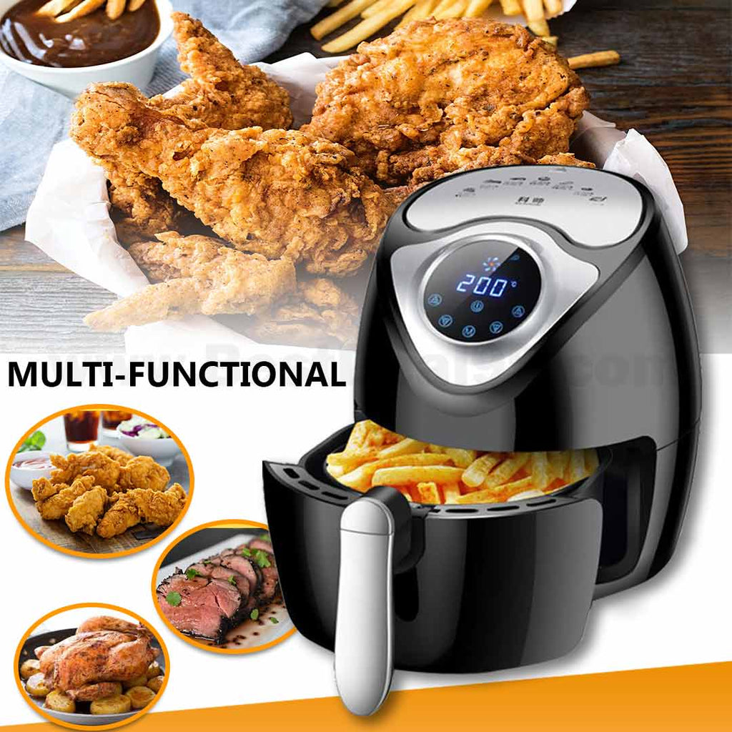 ADVANCE TOUCHSCREEN ELECTRIC AIR FRYER