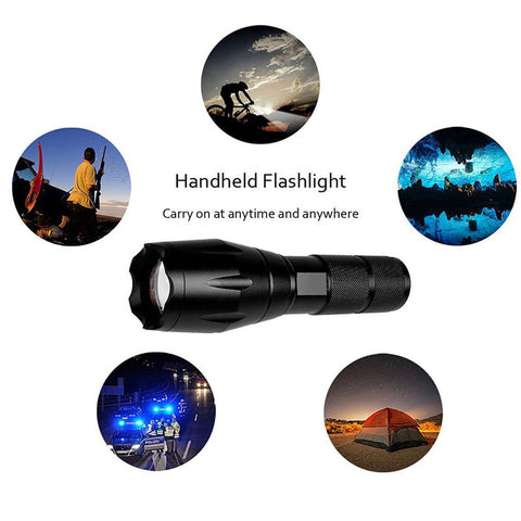 High Performance Flashlight