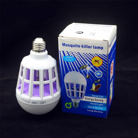ENERGY SAVING MOSQUITO KILLER BULB - BUY 1 TAKE 1