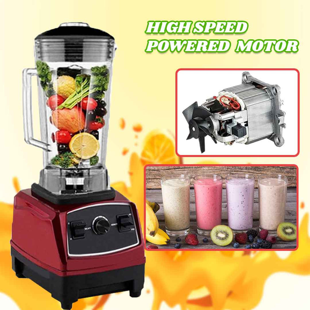 commercial high powered blender