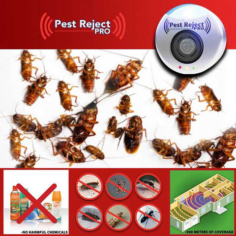 Ultrasonic Anti Pest Pro