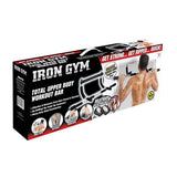Iron Gym Multi-function Exercise Bar