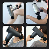 Wireless Handheld Muscle Massager