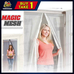 Magnetic Door Mesh - Buy 1 Take 1