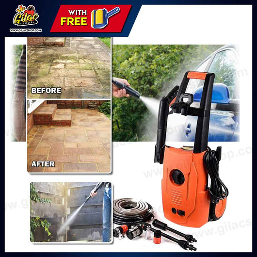 Kawasaki Portable Pressure Washer (with FREE STICKY BUDDY)