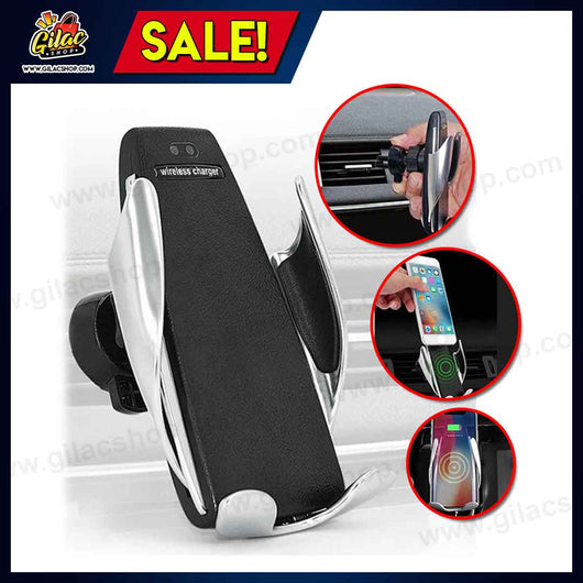 Smart Sensor Car Wireless Charger Mount