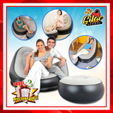 Luxury Inflatable Sofa Lounge (With FREE Mystery Gift)