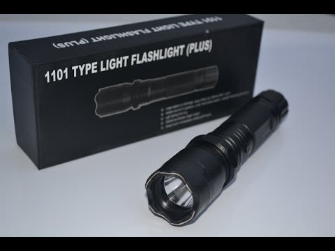 Advance Self Defense Flashlight (Php 500)