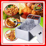 Heavy Duty Electric Deep Fryer