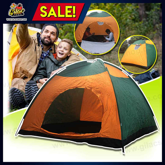 Heavy Duty Camping Tent ( 8 to 12 Persons )