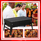 Small Portable Steel BBQ (Heavy Duty)