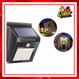 Solar Powered LED Lamp