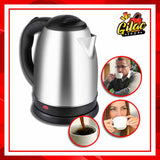 Heavy Duty Cordless Electric Kettle