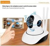Wireless High Definition IP Camera