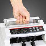 Advance Heavy Duty Money Counting Machine with Fake Money Detector