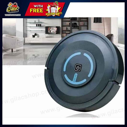 Smart Robot Floor Sweeper (With FREE Mystery Gift)