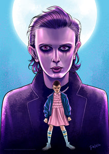 Eleven poster A2 poster
