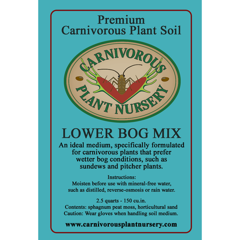 CP Soil Label Lower Bog Mix